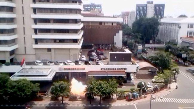 12 Jalan Tikus Di Jakarta Nyang Udeh: Senjata Pelaku Teror Thamrin Diselundupkan Lewat Jalan Tikus