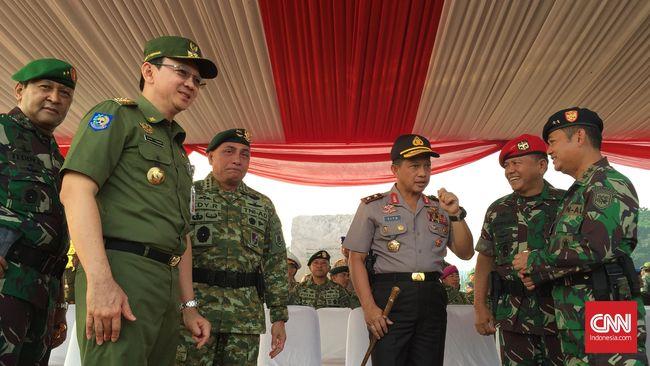 TNI Sangkal Intimidasi Warga Kalijodo