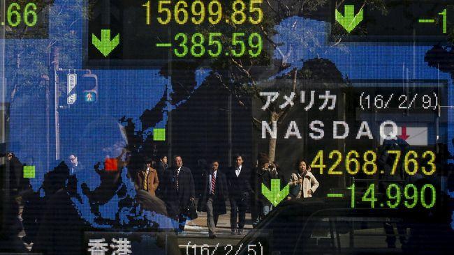 Ulasan sinyal sentral perdagangan