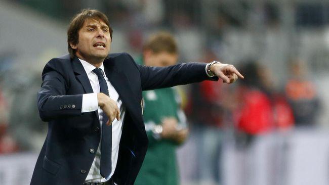 Conte Soroti Konsentrasi Pemain Chelsea