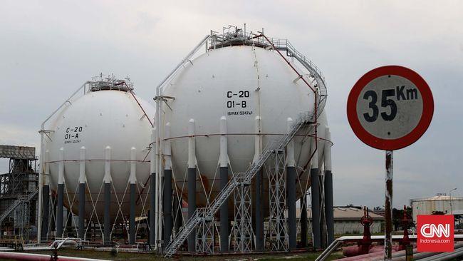 Pemerintah Bakal Impor 500 Ribu Ton LPG dari Iran
