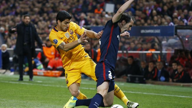 Fakta Menarik Kekalahan Barca dari Atletico