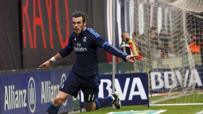 Zidane Nilai Bale Bisa Menyaingi Langkah Ronaldo