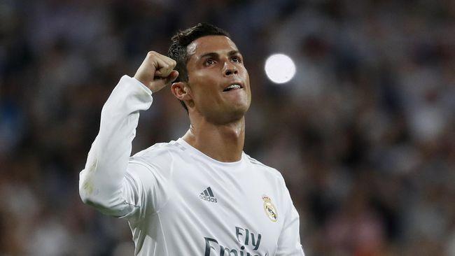 Ronaldo 'Si Urat Nadi' Real Madrid di Liga Champions