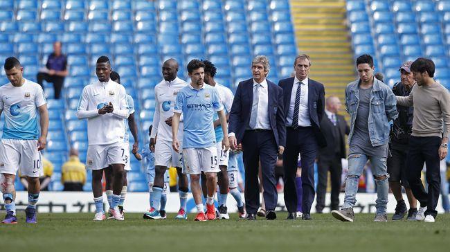 Sagna Mengatakan Tanggung Jawab Penuh Ada Di Pemain Manchester City
