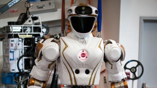 NASA Buat Robot Manusia untuk Misi Berbahaya di Antariksa