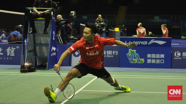 Tekuk Indonesia, Denmark Juara Piala Thomas 2016