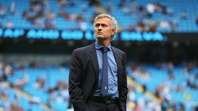 Roy Keane Tak Suka Jose Mourinho