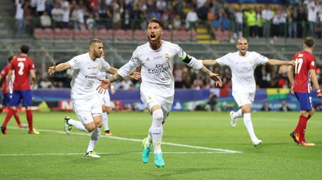 Real Madrid Juara Liga Champions 2015/2016