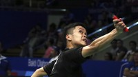 Anthony Kalah, Indonesia Tanpa Wakil di Final Singapura SS