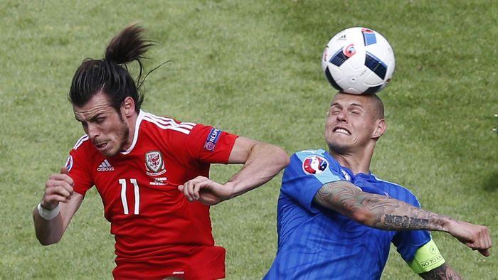 Debut Manis Wales Di Piala Eropa