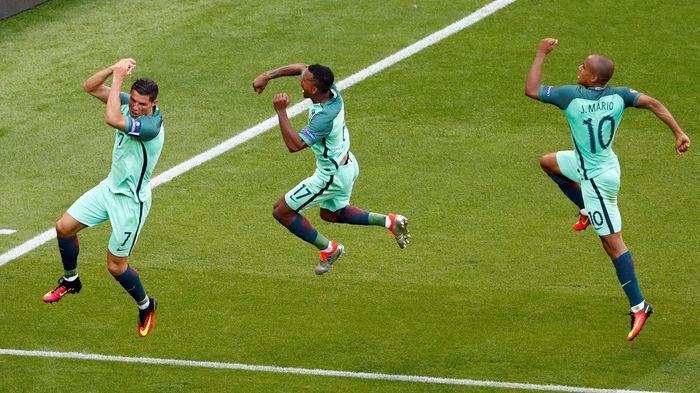 Nani Tidak Ada Tim Favorit Di Piala Eropa