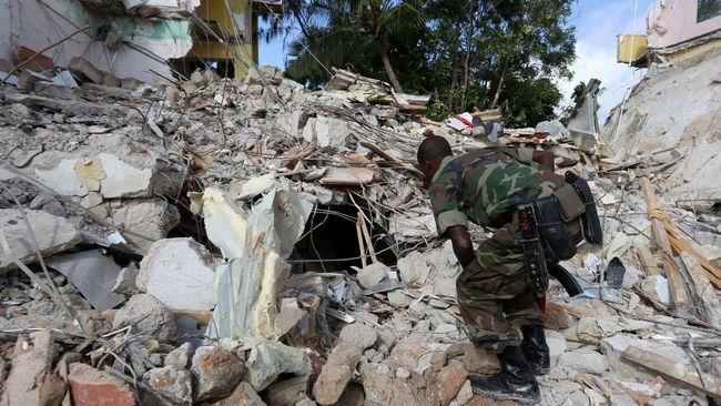 Serangan di Hotel Somalia Ternyata Tewaskan Seorang Menteri