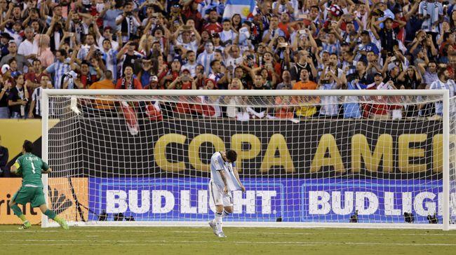 Pemain Argentina Lain Juga Pertimbangkan Pensiun