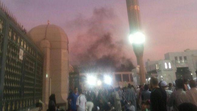 Kronologi Ledakan bom bunuh diri di Solo dan Kelompok Pelaku Bom Masjid Nabawi di Madinah Hari Ini