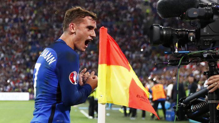 Tuan Rumah Perancis Berhak Melaju Ke Final Piala Eropa 2016