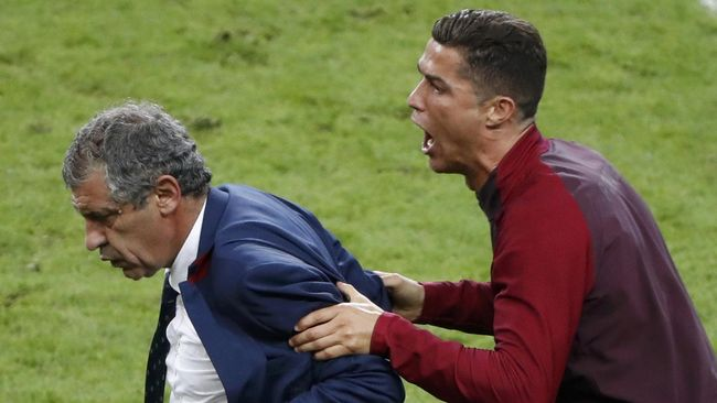 Drogba Dan Ronaldo Adalah Pemain Karismatik