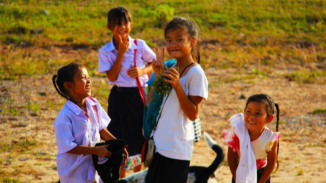 Rahasia Mencetak Anak-Anak Cerdas dan Baik Hati