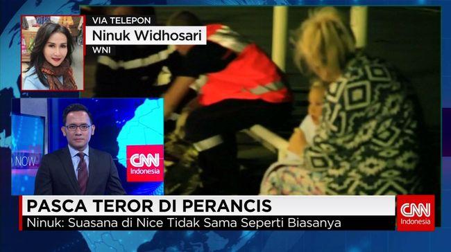 CNN Indonesia Detail: Pasca Serangan Teror Di Nice, Perancis