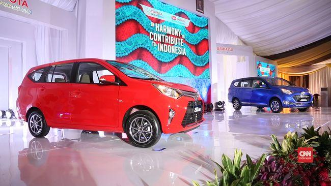 Mobil LCGC untuk Taksi Online Dorong Industri Otomotif