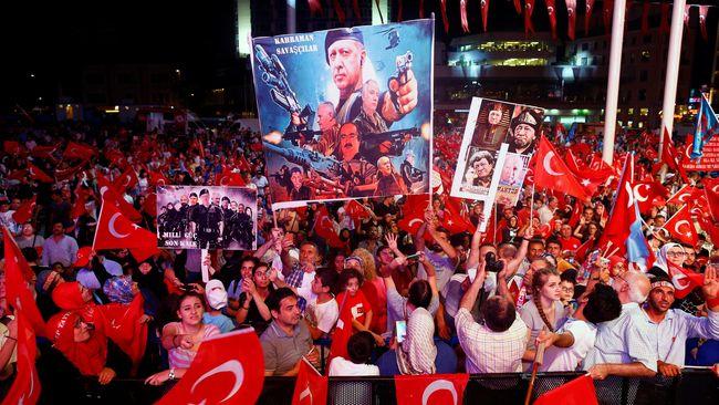 Menelisik Rancangan Reformasi Konstitusi Kontroversial Turki