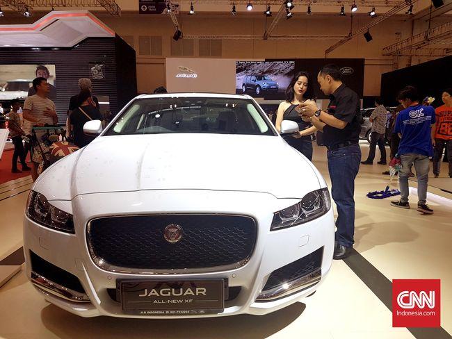 CNN Indonesia Detail: Jaguar Black Jack Hadir Dengan Detail Berkesan Inggris