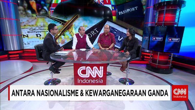 CNN Indonesia Detail: Antara Nasionalisme & Kewarganegaraan Ganda
