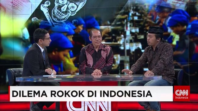 Dilema Rokok Di Indonesia