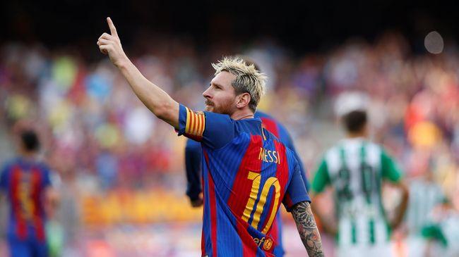 Barcelona Masih Ingin Memperpanjang Kontrak Messi
