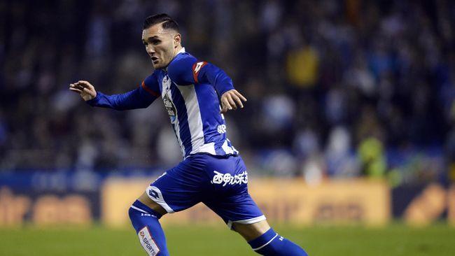Lucas Perez : Liga Inggris Lebih Cepat dari Liga Spanyol