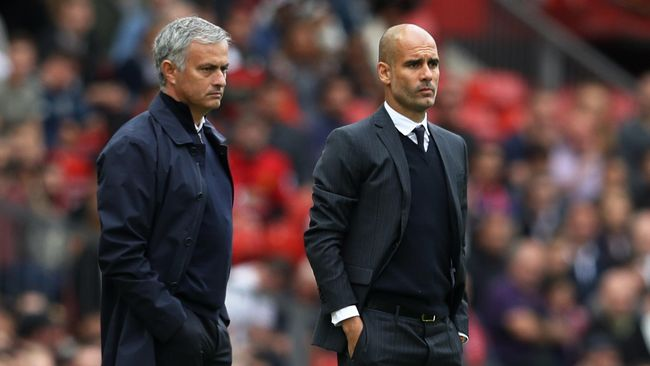 Xavi Sebut Mourinho Hanya Ingkan Perang Bukan Sepak Bola