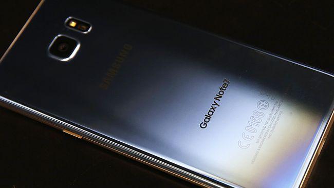 Tampilan Desain Galaxy Note Mulai - Jakarta CNN Indonesia peluncuran resmi Samsung Galaxy Note beredar desain ponsel yang sebagai generasi penerus seri pertama kali