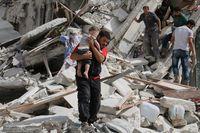 AS Beri Dana Bantuan Tambahan Rp4,7 Triliun untuk Suriah