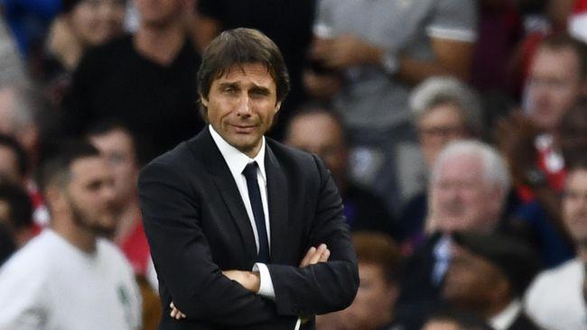 Kalah dari West Ham, Conte Sebut Chelsea Tak Beruntung