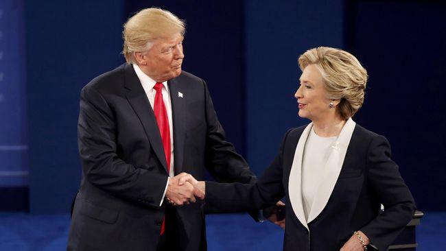TPS Dibuka, Pemilu Amerika Serikat Dimulai