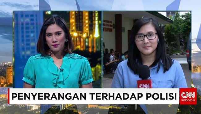 CNN Indonesia Detail: Laporan Langsung Rivana Pratiwi