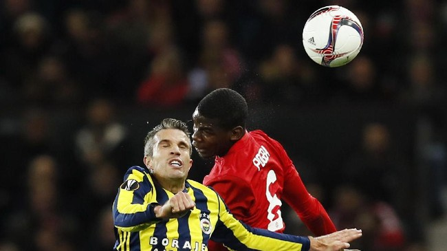 Momen Manchester United Hancurkan Fenerbahce