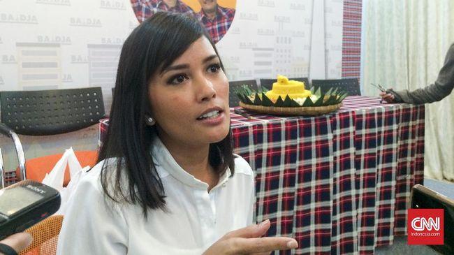 Menyusul Sophia Latjuba, Titi Rajo Bintang Jadi Jubir Ahok