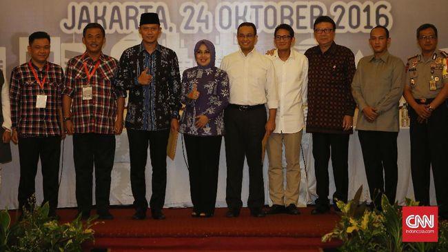 Pilkada Jakarta dan 'Kutukan' Nomor Urut