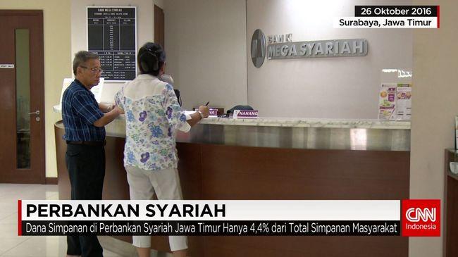 CNN Indonesia Detail: Perbankan Syariah