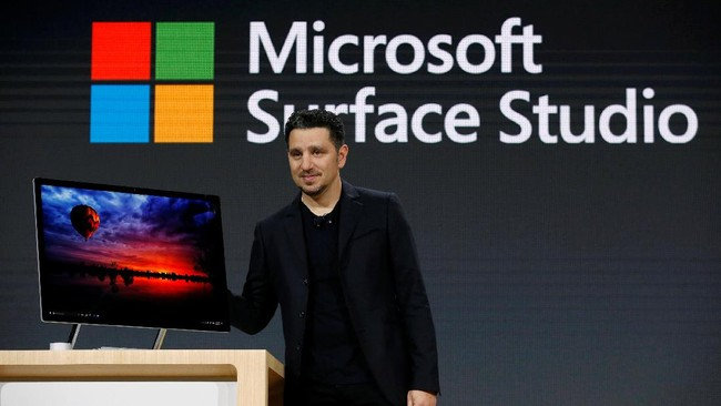 Setipis Ini PC Surface Studio