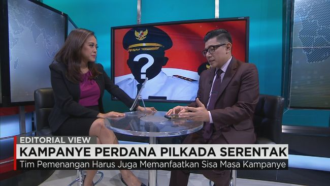 Hari Pertama Kampanye Pilkada DKI Jakarta Part 2