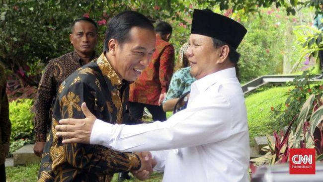 Prabowo soal 4 November: Jangan Ada yang Pecah Belah Bangsa