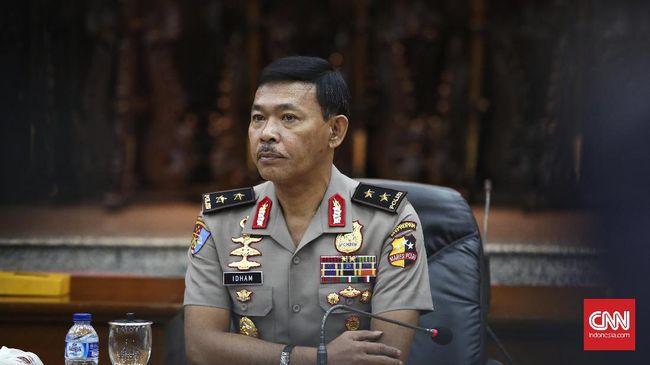 Jenderal Spesialis Terorisme di Pucuk - Jakarta CNN Indonesia Polda Metro Jaya punya bos Inspektur Jenderal Idham Azis yang dilantik hari ini oleh Kapolri