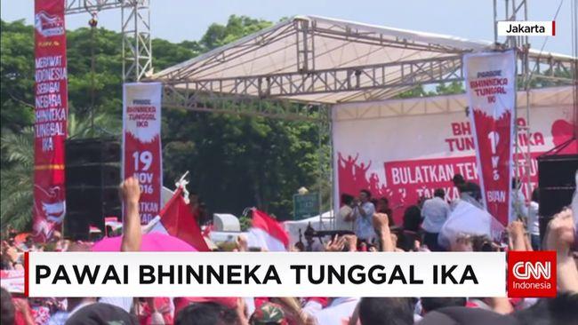 CNN Indonesia Detail: Mempererat Kebhinekaan Indonesia