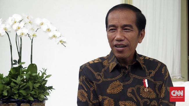 Jokowi Terpilih Jadi Pemimpin Terbaik Se Asia-Australia