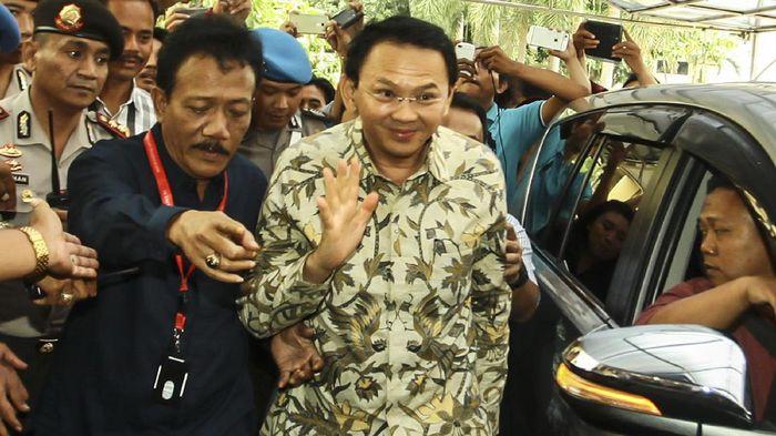 CNN Indonesia Detail: Menutup Pintu Penjara Untuk Ahok