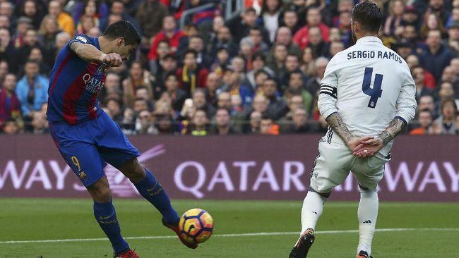 Selamatkan Madrid dari Kekalahan, Ramos Sebut Hasil Tak Adil