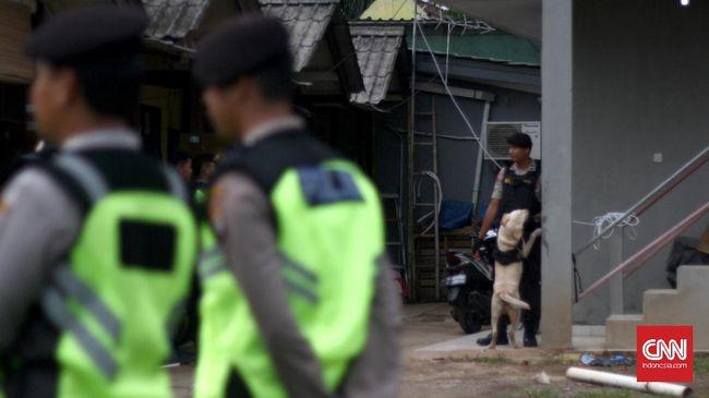 Polisi Penembak Anak Kandung di Bengkulu Masih Buron