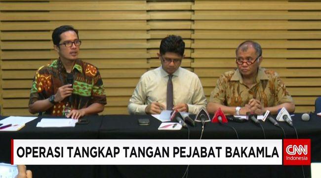 CNN Indonesia Detail: Operasi Tangkap Tangan Pejabat Bakamla